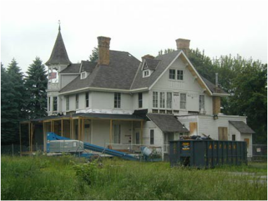 Kreischer Mansion Renovation