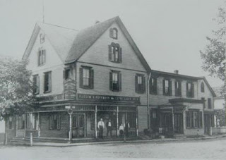 Kreischerville Post Office 1863