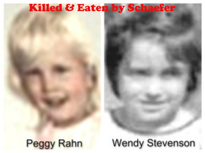 Children killed by Schaefer